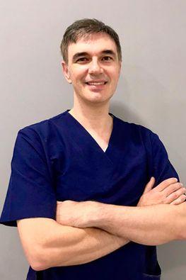 Dr. Gonzalo Pérez Herrezuelo